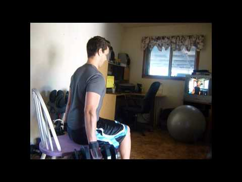 Tony Horton Just Arms, Tony Horton