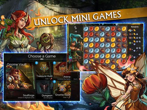 Gems of War - Match 3 RPG 4.9.0 screenshots 9