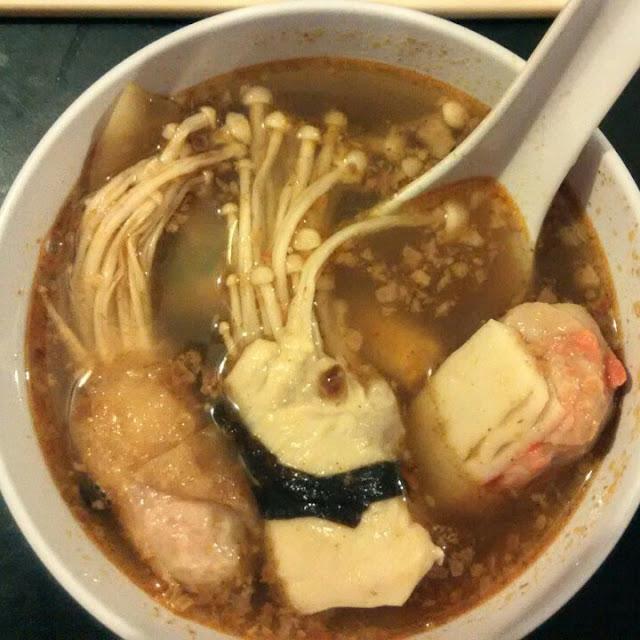dimsum suki choie merr surabaya, kenyang sukiyaki