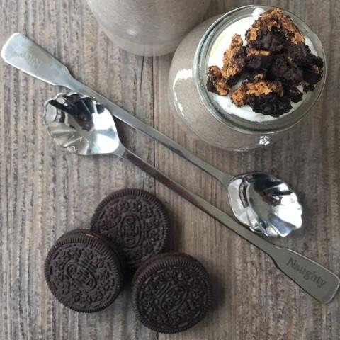 Foodie Quine - Peanut Butter Oreo Milkshake