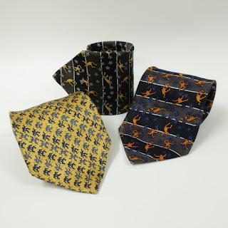 Keith Haring Tie Lot #2