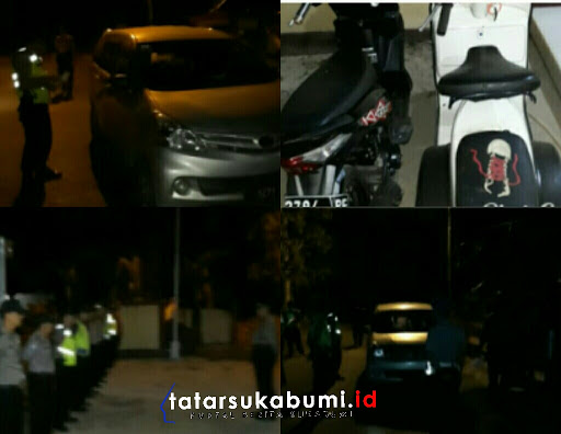 Operasi Gabungan Polsek Ciracap dan Ciemas di Bulan Ramadan