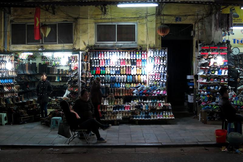 Shoe shop, Old Quarter