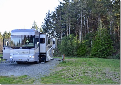 Bandon Marsh RV Site