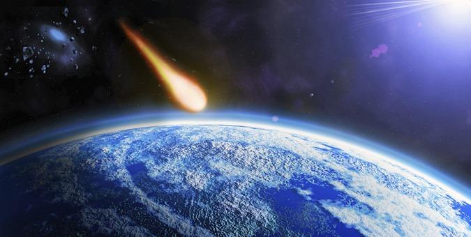 não estão prontos para um impacto de asteróide 02