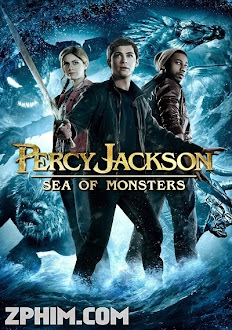 Percy Jackson: Biển Quái Vật - Percy Jackson: Sea of Monsters (2013) Poster