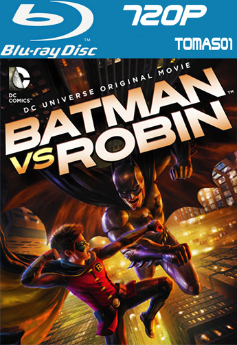 Batman Vs. Robin (2015) (BRRip) BDRip m720p