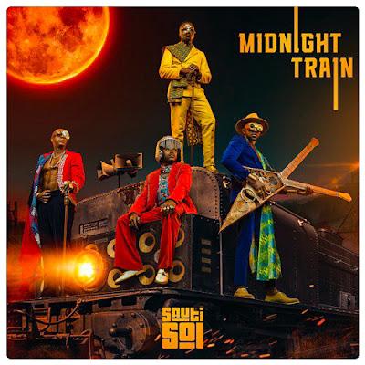 ALBUM: Sauti Sol - Midnight Train