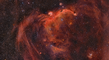 NGC 2327, IC2177 e NGC 2359