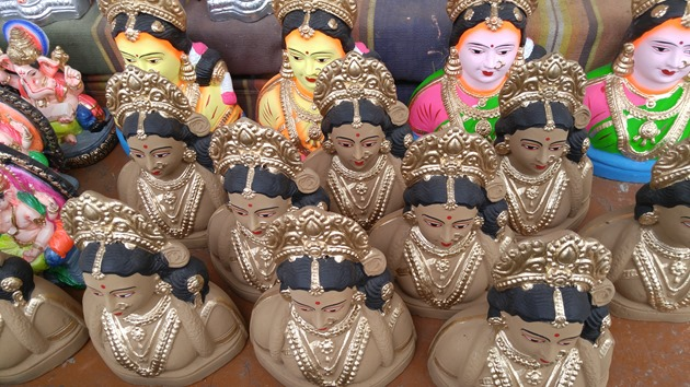 Gauri Idols for Gauri Habba in Bangalore