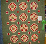 2005 Quilt Show - (G) Pieced Lap Machine Quilted