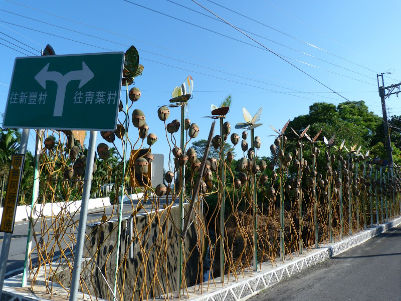 Tainan County.De Dona village à Meinong via Sandimen en scooter.J 12 - P1220349.JPG