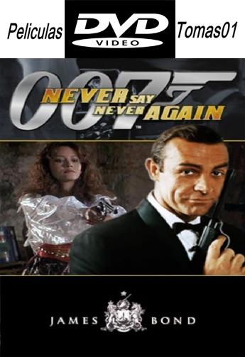 007 (Remake): Nunca Digas Nunca Jamas (1983) DVDRip