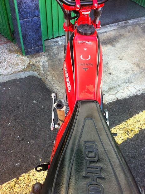 Bultaco Sherpa T125 - Tentado Por El Lado Oscuro IMG_0016