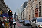 Bruxelles: boulevard Emile Jacqumain