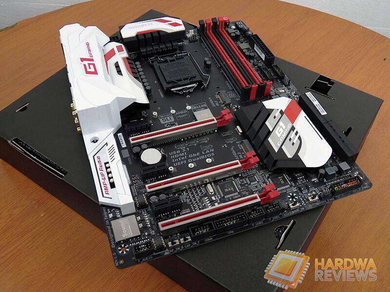 Gigabyte Z170X Gaming GT