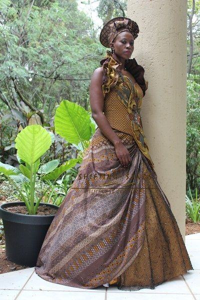Tswana Wedding Dresses Pictures ⋆ Fashiong4