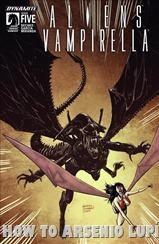P00005 - Aliens Vampirella 005 #15