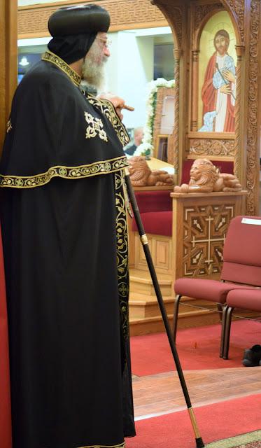 His Holiness Pope Tawadros II visit to St. Mark LA - DSC_0230.JPG