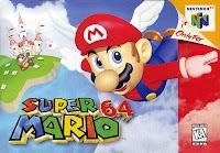 Jaquette du jeu Super Mario 64