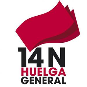 Servicios mínimos Huelga General 14N en la ciudad de Madrid