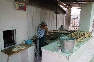 Bäcker in Kemin