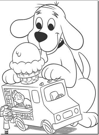 perrito-clifford blogcolorear (12)