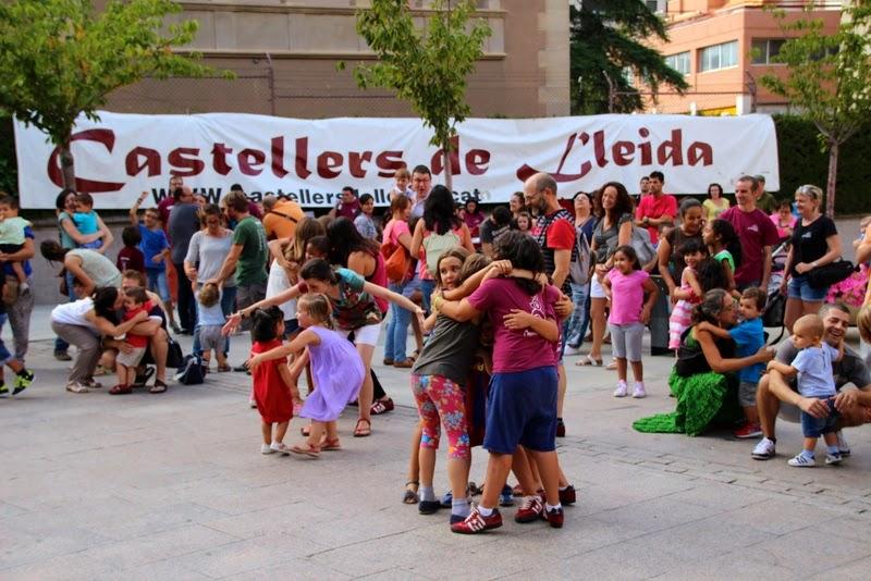 Festa infantil i taller balls tradicionals a Sant Llorenç  20-09-14 - IMG_4206.jpg