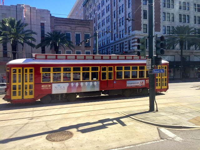 getting around new orleans