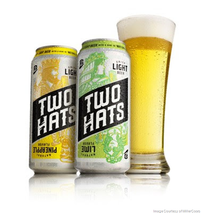 MillerCoors Releases Two Hats, New Line Of Light Beers