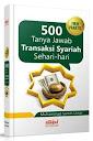 500 Tanya Jawab Transaksi Syariah Sehari-Hari | RBI