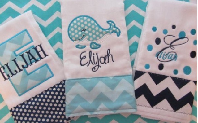 The best baby gift is the personal one monogram me the best baby gift is the personal one every new mom loves to see their childs name or initials monogrammed on display on every baby essential negle Image collections