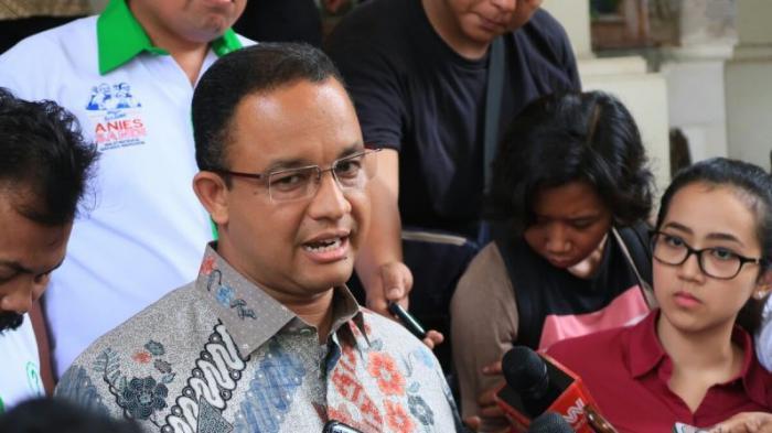 KPK Segera Panggil Anies di Kasus Pengadaan Lahan Rumah DP Nol Rupiah