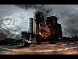 Citadel In Fire