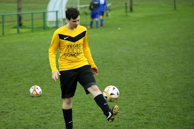 U21 winnen in Herent