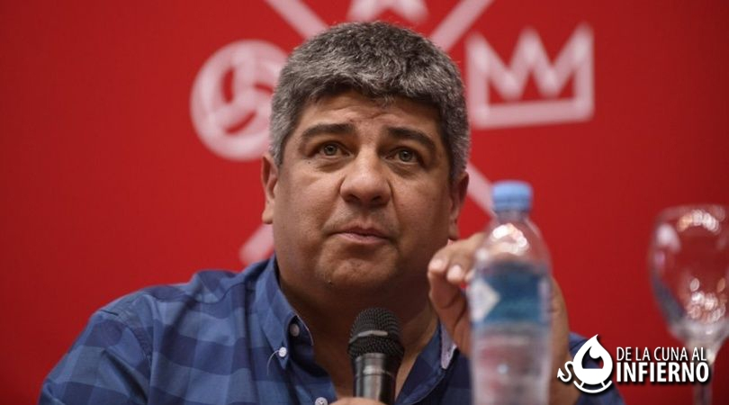 """Aparecio Moyanito """"El club está en una situación difícil. Tenemos deudas y pagos atrasados"""" 1579575374876243-0"""