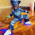 Awwn: Tiwa Savage Shares Cute Photo Of Her Son, Jamil In Adorable Halloween Costume