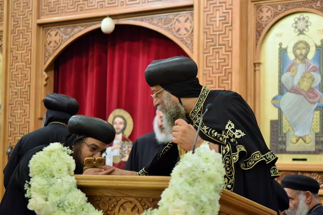 His Holiness Pope Tawadros II visit to St. Mark LA - DSC_0275.JPG