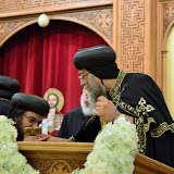 His Holiness Pope Tawadros II visit to St. Mark LA - DSC_0275.JPG
