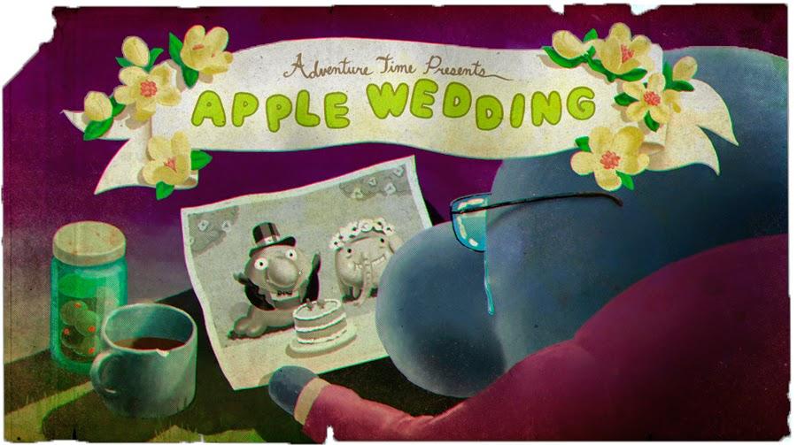 O casamento Maçã