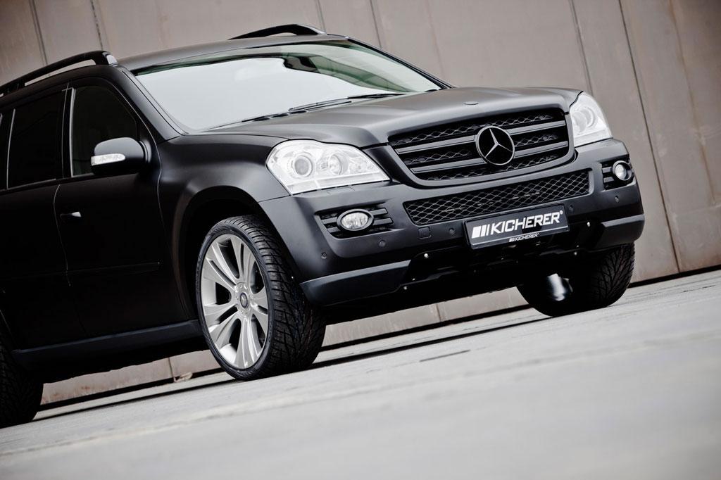 Mercedes benz gl 420 cdi powered by kicherer x164 benztuning for Mercedes benz 420