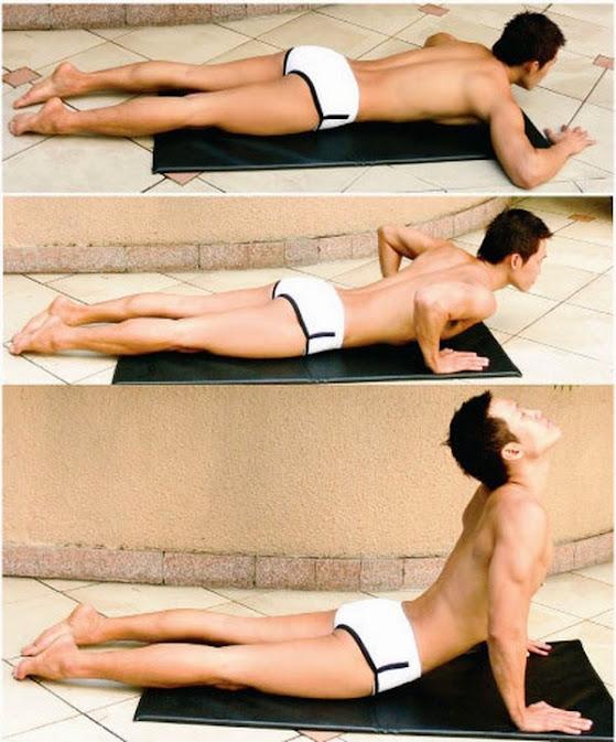 Yoga giúp cải thiện sinh lý cho nam hiệu quả 3