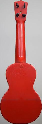 t plastic model 394 Soprano Ukulele