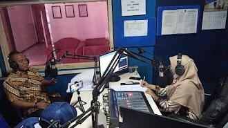 Melalui Radio Pemkab, Kabupaten Karawang Umumkan Buka Formasi CPNS dan PPPK 2021