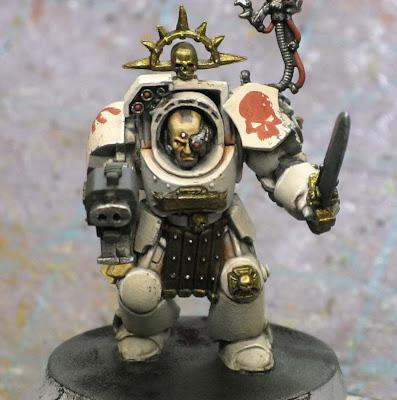 Deathwing bone armour terminator