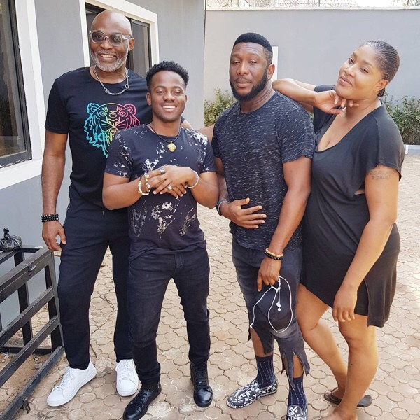 Korede Bello Features In 'Professor Johnbull' Alongside RMD & Others