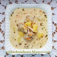 zupa żurkowa codzienna