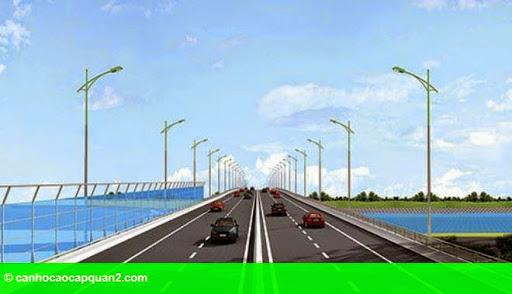 Hình 1: Ngày 19/5, khởi công dự án xây dựng cầu Việt Trì-Ba Vì