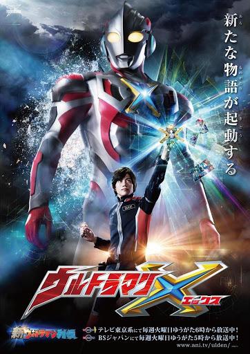 Ultraman X Lồng tiếng