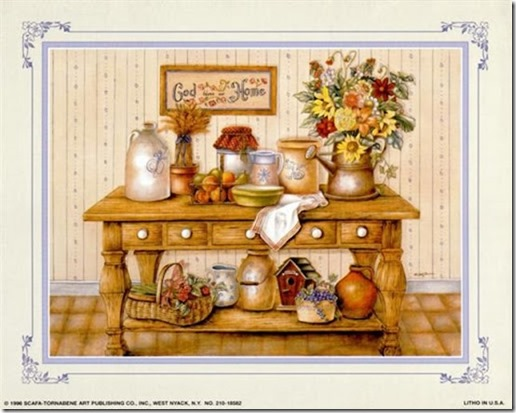 láminas antiguas, ilustraciones viviendas  (9)